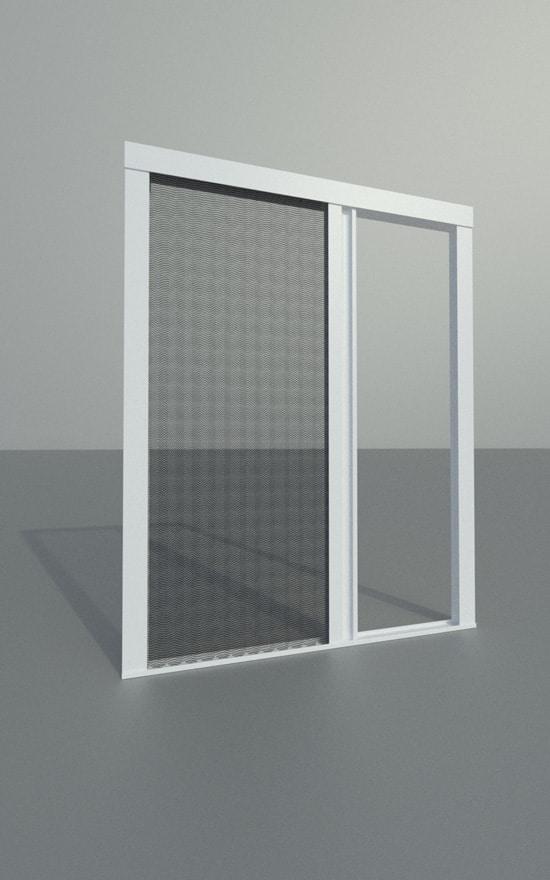 Sistema de Cedazos Spazzio con apertura horizontal