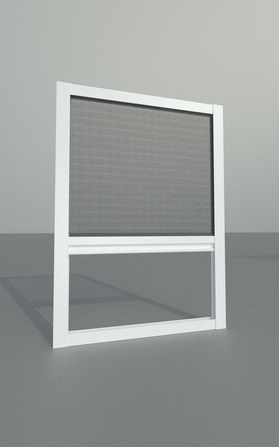 Sistema de cedazos Spazzio con apertura vertical