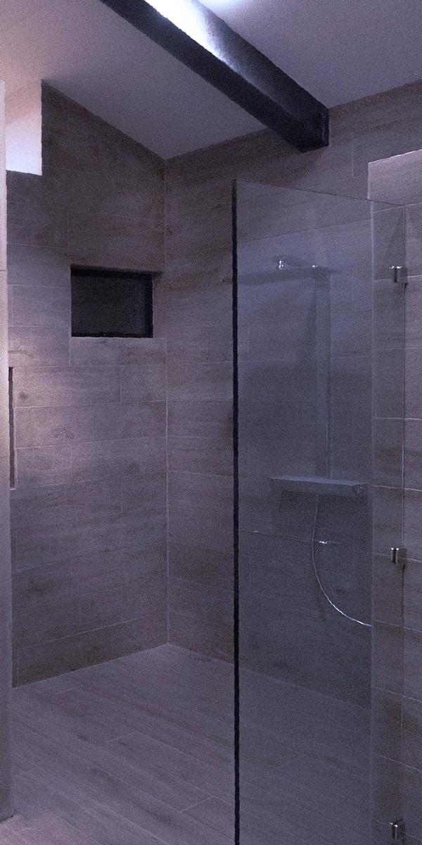 Con puertas para baño feel su baño se lucirá de elegancia y estilo