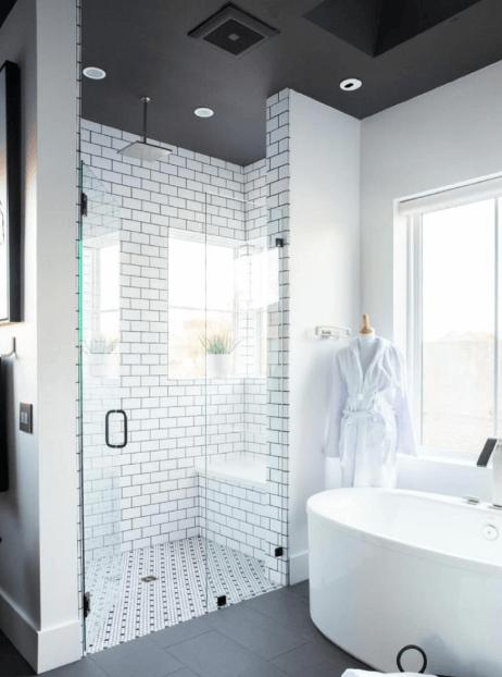 Accesorios de puerta de baño
