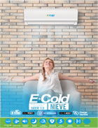 E.Cold SEER 13 Nieve